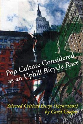 Pop Culture Considered as an Uphill Bicycle Race